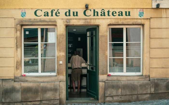 kawiarnia w larochette