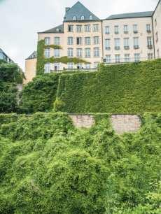 urocze budynki Luksemburga