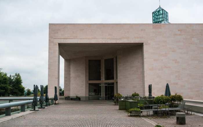 Luksemburg muzeum sztuki wspolczesnej