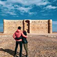 zamki-w-jordanii-pustynia