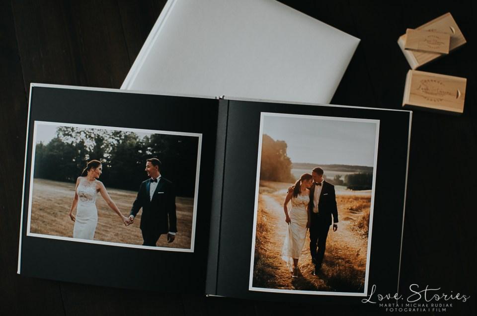 Albumy Ślubne tradycyjne