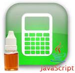 Der Liquidrechner in JavaScript
