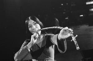 Buffy Sainte-Marie (Foto: Niederländisches National-Archiv, Den Haag)