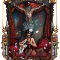"""""""Cirque du Mort"""" digital"""