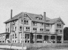 Crittenton Home, E. Henry Wemme White Shiled Home, Portland