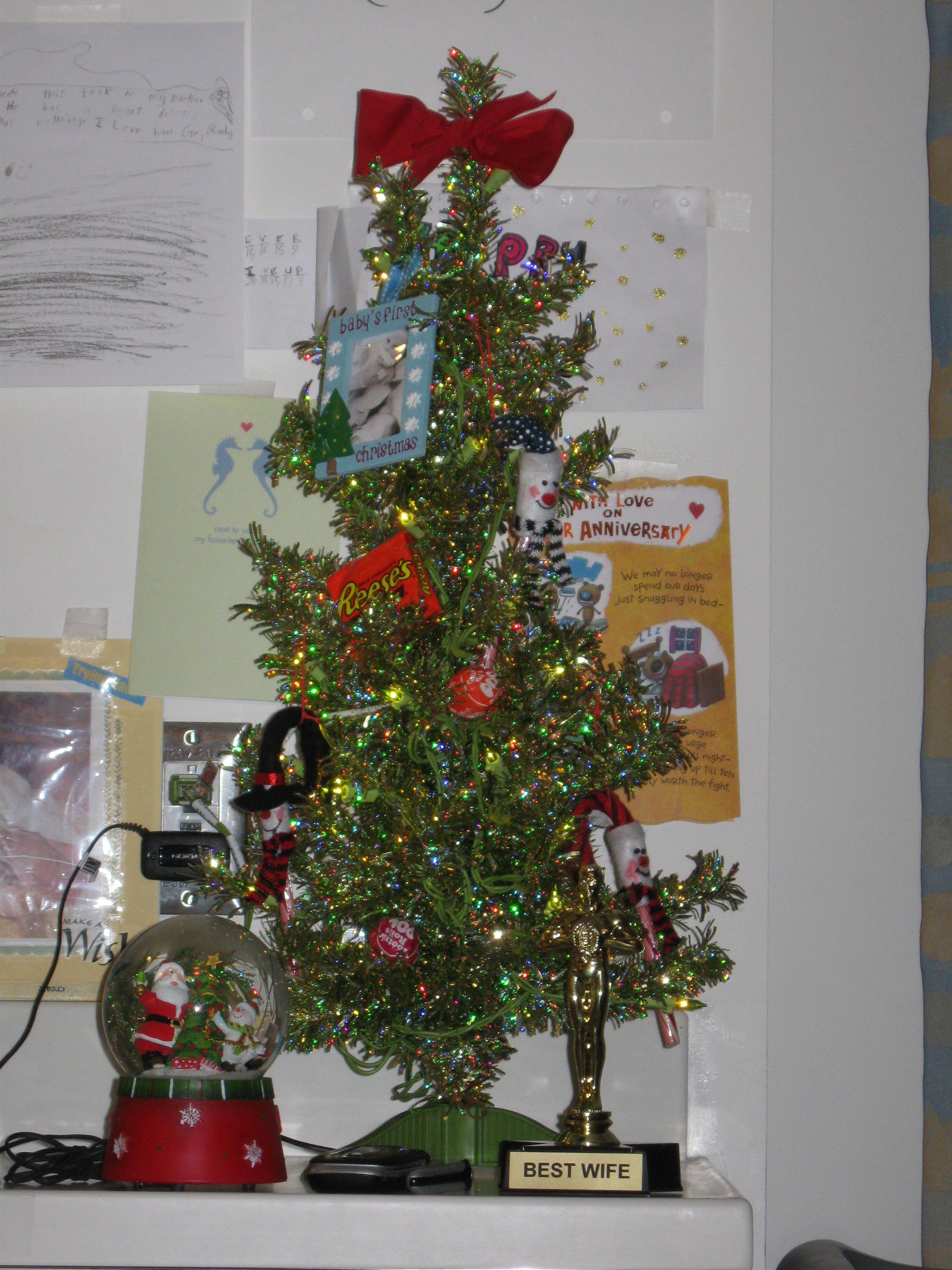 Rudy's tree