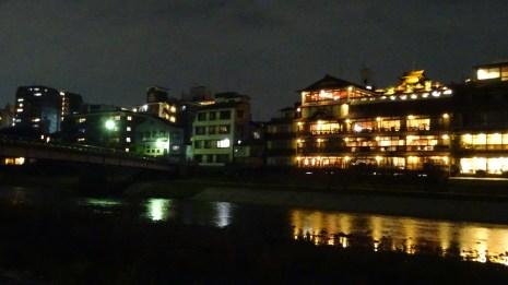 ... at night