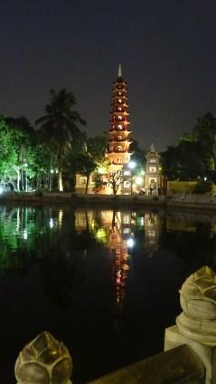 The small pagoda