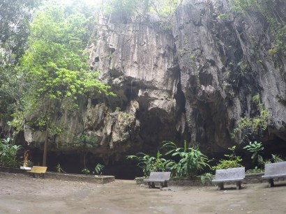 caves at kompong trach