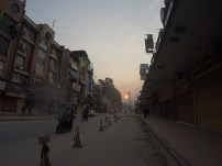 streets in kathmandu