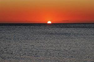 sunset bathurst head cape york