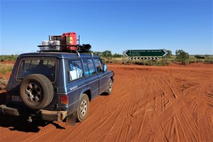 Abenteuertour ins australische Outback