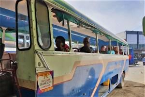 Bus station Lautoka