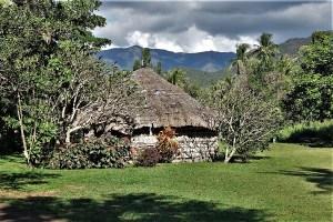 Kanaken Hütte Neukaledonien