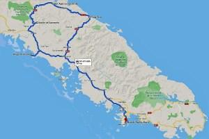 New Caledonia tour to the Northeast