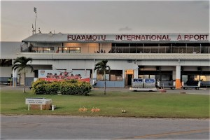 Internationaler Flughafen Fua'amotu Tonga