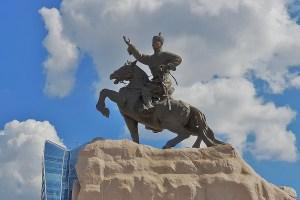 General Süchbaatar