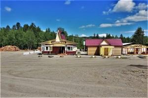 Rest Stop Siberia / Raststätte in Sibirien