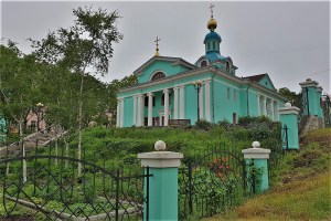 Kirche in Wladiwostok