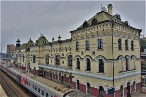Vladivostok Trans-Siberian Railway Station
