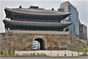 Namdaemun (Sungnyemun) Gate, Seoul