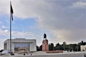 Ala-Too Sqare Bishkek