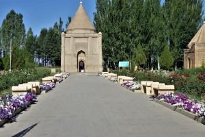Mausoleum of Aisha Bibi, Kazakhstan