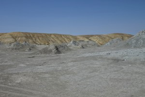 Schlammvulkane Qobustan