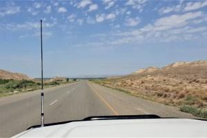 Fernstraße in Aserbaidschan