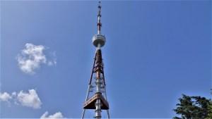 Fernsehturm Tbilissi, Georgien