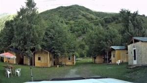 Camping Kazbegi, Georgien