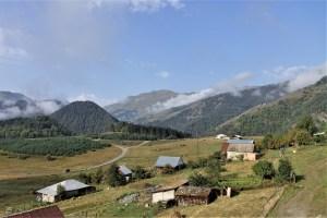 Omalo, Tuschetien, Georgien