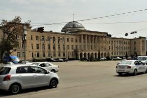 Rathaus Gori, Georgien