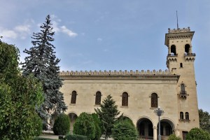 Stalin Museum in Gori, Georgien