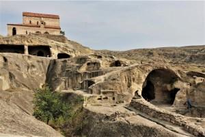 Höhlenstadt Uplisziche in Georgien
