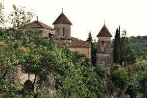 Gelati Klosteranlage, Georgien