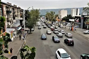Street in Tbilisi