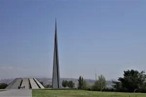 Tsitsernakaberd Yerevan, Armenia