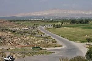 At Khor Wirap, Armenia