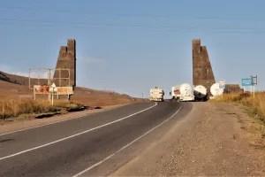 Vorontan Pass Armenia
