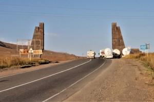 Vorontan Pass Armenien