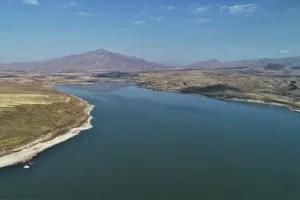 Spandarian Reservoir, Armenia