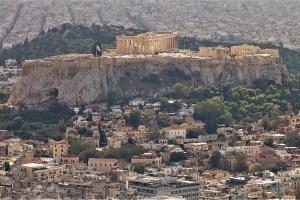 Akropolis Athen, Griechenland