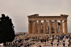 Parthenon Akropolis Athen