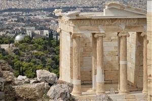 Nike Tempel auf der Akropolis