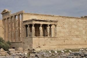Erechtheion auf der Akropolis