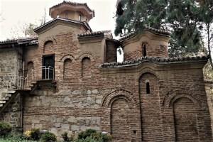 Kirche von Bojana, Sofia, Bulgarien