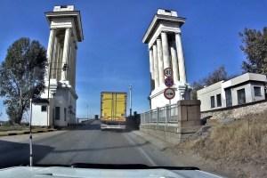 Donaubrücke, Russe, Bulgarien