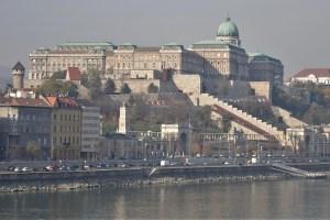 Burganlage Budapest, Ungarn
