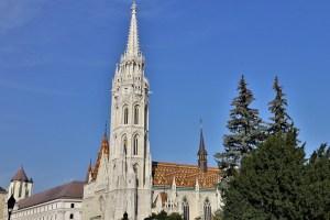Matthias Kirche Budapest, Ungarn